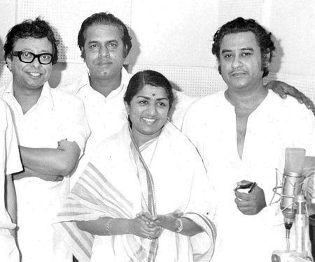 On R D Burman's 75th birthday today, Lata says he was treated cruelly by Bollywood industry