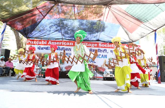 Punjabi Mela of Yuba City draws thousands