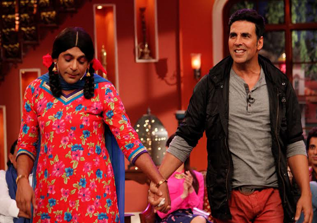 Gutthi returns to Comedy Nights