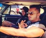 Honey Singh with Sonakshi
