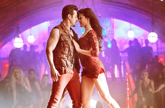 Salman Khan and Jacqueline in Kick