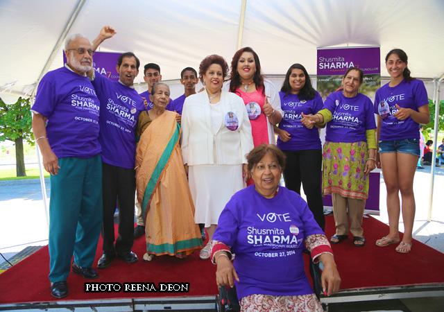 dr Shivani Sharma Mother dr Shivani Sharma