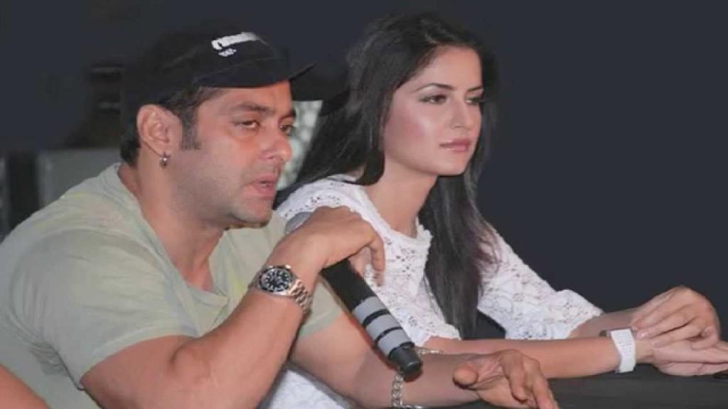 Salman promotes ex-flame Kaif's Bang Bang