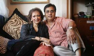Chitra and Jagjit Singh