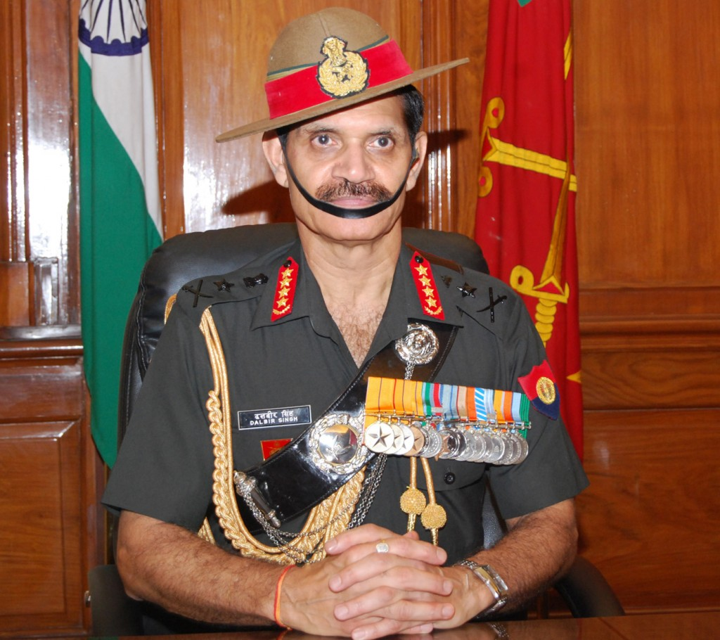 5 facts about Indian Army which gets General Dalbir Singh as its 26th chief