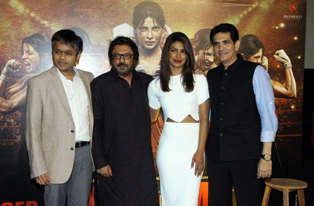 Priyanka's dosti with Sanjay Leela Bhansali is the talk of Bollywood