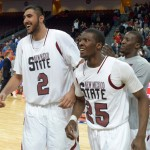 NCAA Basketball: WAC Tournament-UT Arlington vs New Mexico State