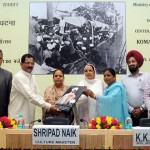 Baba Gurdit Singh's three granddaughters honoured