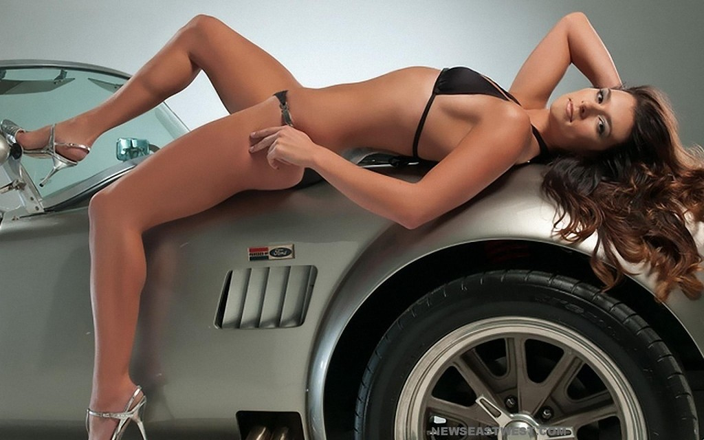 Danica Patrick hot wallpaper1