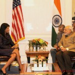 Narendra Modi in New York meeting Nikki Haley