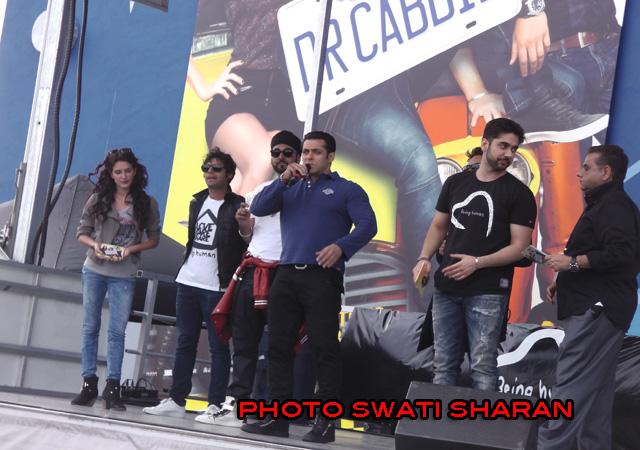 Actor Vinay Virmani should leave Toronto and come to Bollywood: Salman Khan