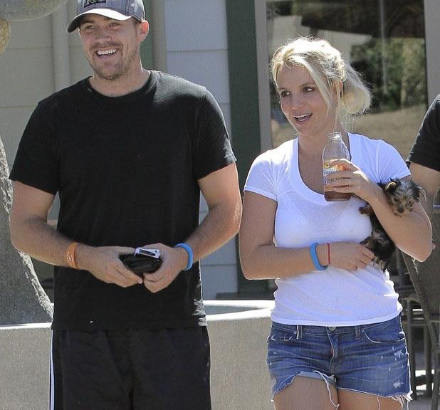 Britney says her boyfriend David Lucado cheated on her