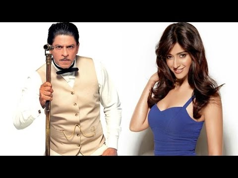 Ileana D'Cruz rejects Shah Rukh