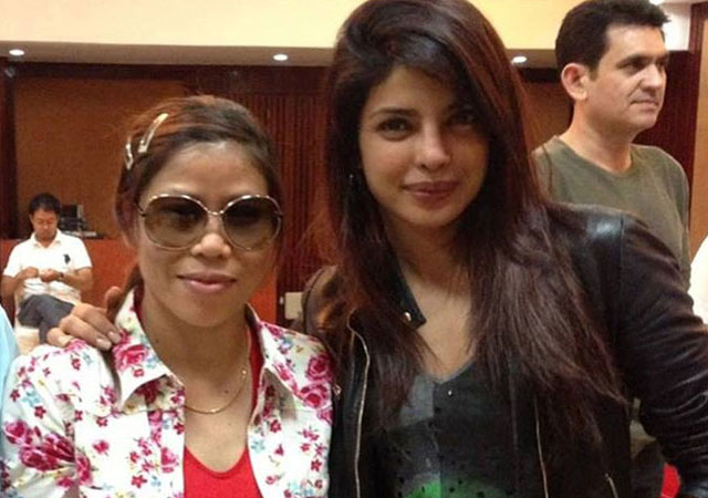 Review of Mary Kom: Priyanka Chopra does a Ben Kingsley with her powerhouse role of Mary Kom