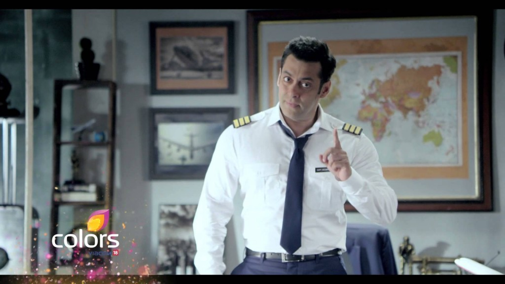 Salman Khan to pilot Bigg Boss 8