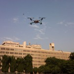 IIT delhi drone for Rendezvous
