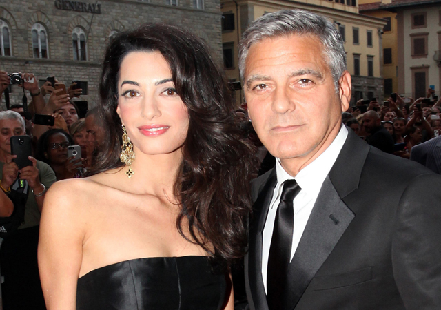 Wow! Clooney's wife Amal becomes London's most influential ...