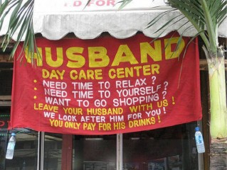 husband-daycare-centre