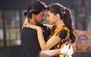 Shah Rukh, Deepika