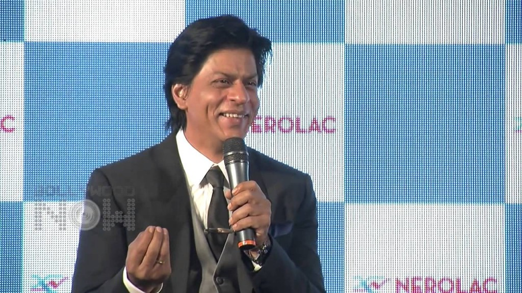 No problems with Salman Khan, says Shah Rukh Khan