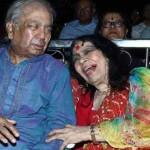 Birju Maharaj with Sitara Devi