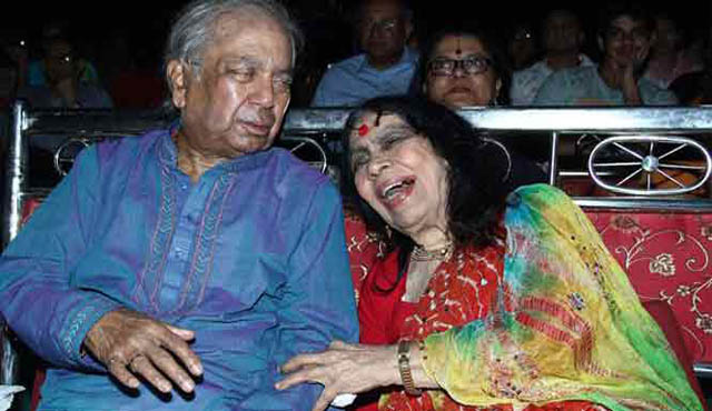Kathak maestro Pandit Birju Maharaj pays tributes to Sitara Devi