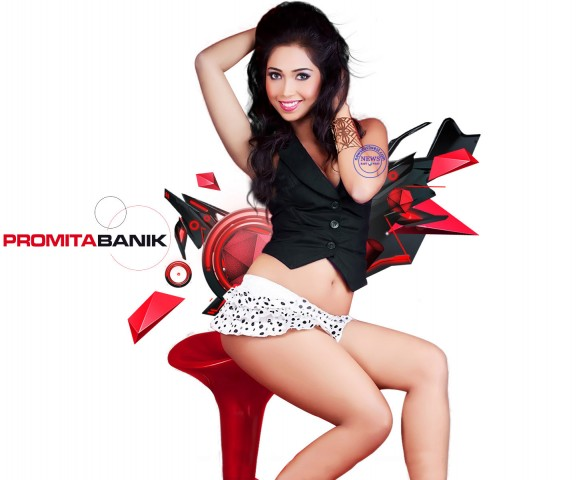 model Promita Banik
