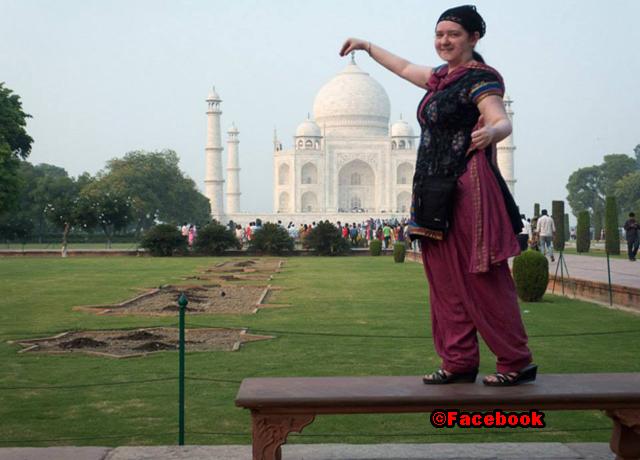 Wanda McDonald sikh woman