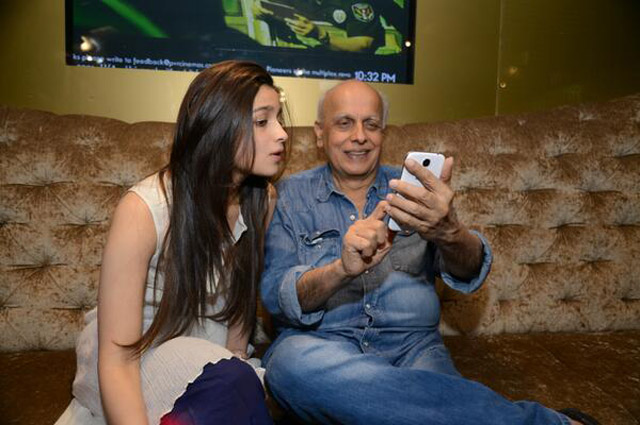 Mahesh Bhatt talks about extortion attack on him which was foiled by cops this week