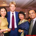 Canadian immigration minister Chris Alexander with Indo-Canadians