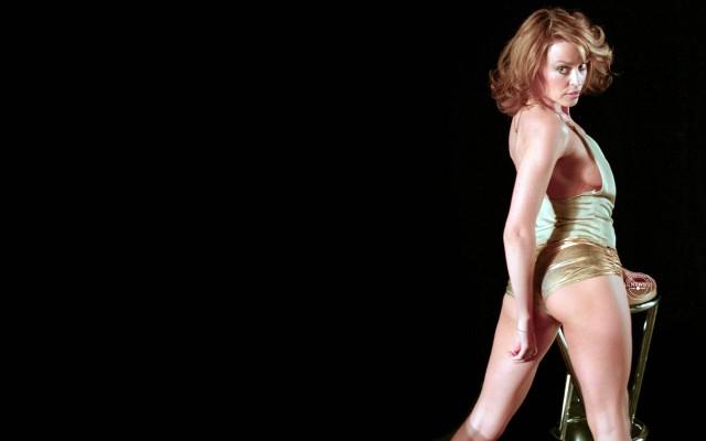 Kylie Minogue hot pants