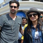 sunny leone with husband daniel weber