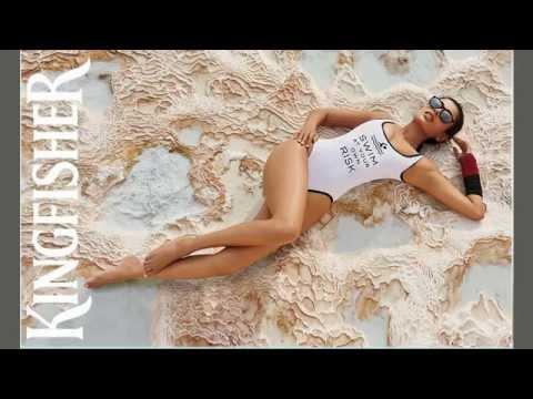 Bikini girls rule Kingfisher calendar 2015