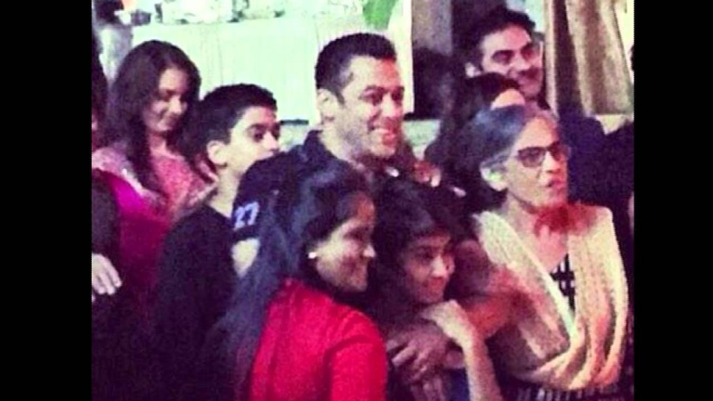 Salman Khan birthday bash 2014 pictures