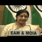 India to give voting rights to NRIs soos, says External Affairs Minister Sushma Swaraj