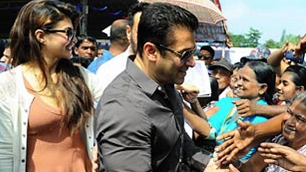 Jacqueline Fernandez takes Salman Khan to Sri Lanka