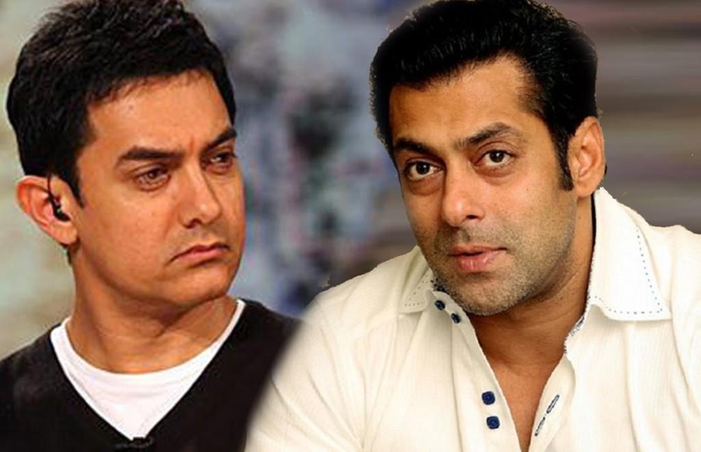 Salman Khan supports Aamir Khan on PK controversy