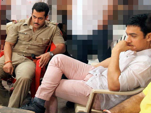 Salman Khan's long birthday party