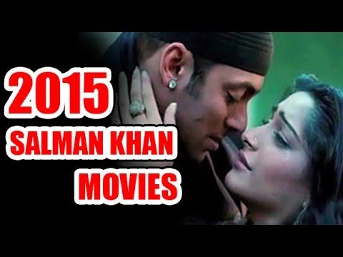 Salman Khan's films in 2015