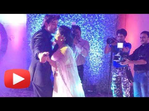 Salman's sister Arpita does romantic dance with Ritiesh