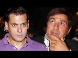 Salman Khan Sunny Deol