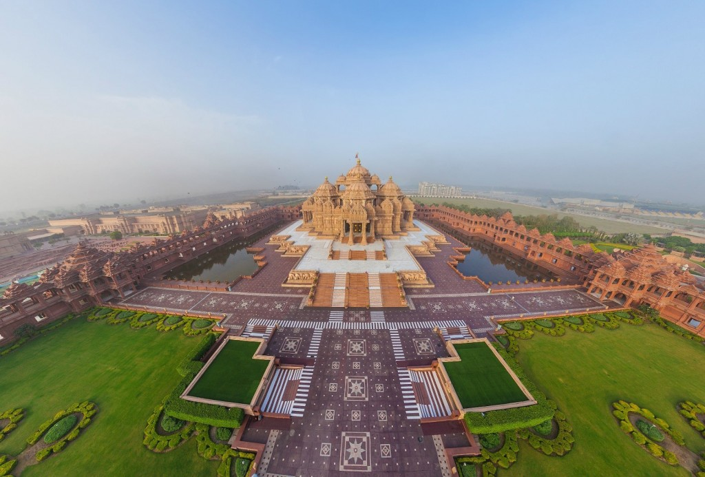 5 architectural wonders in India