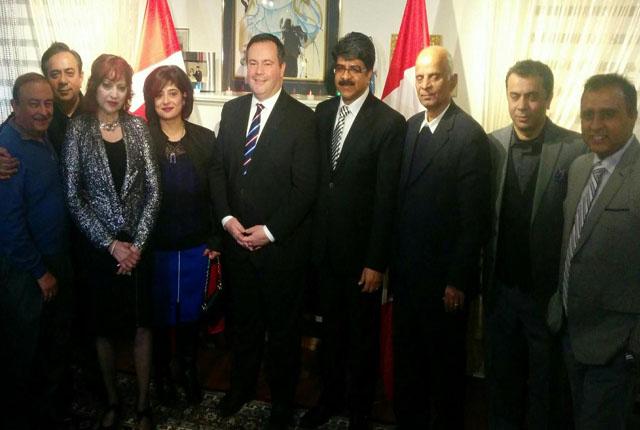 Multiculturalism minister Jason Kenney lauds discipline of Indo-Canadians
