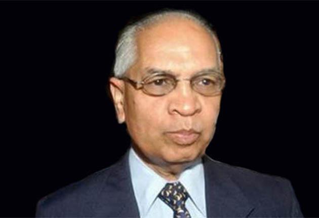 Pakistan's first Hindu chief justice Rana Bhagwandas passes away
