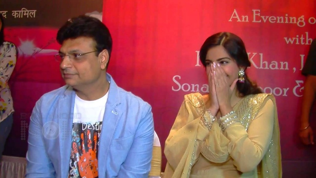 AIB knockout – Sonam Kapoor reacts