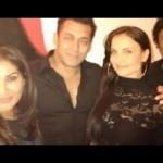 Salman Khan caught with Elli Avram in Dubai