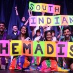 Indian Student Association of University of Illinois show