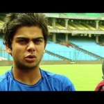 In this rare video, teenage Virat Kohli shows how detetmined he was to play for India