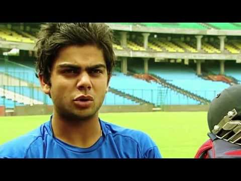 Rare video: Virat Kohli as a teenage genius