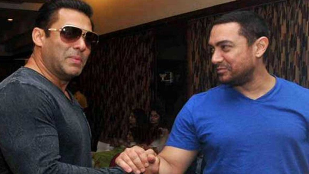 Salman, Aamir Khan show their special bond